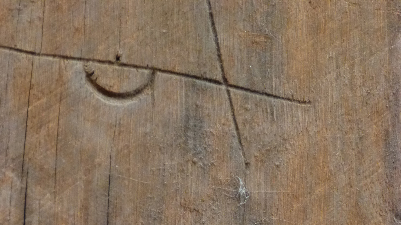 Carpenter's Mark Tudor