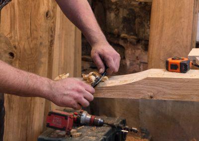 42-Shaving wood