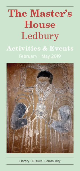 Activities & Events 2019 The Master's House